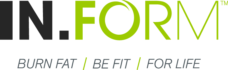In.Form Burn Fat | Be Fit | For Life
