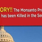 The Monsanto Protection Act has been killed in the Senate (March 16, 2016)