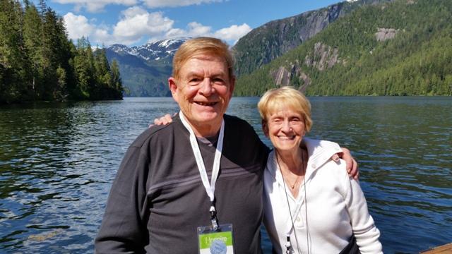 Happy 40th Wedding Anniversary to Dick & Joy