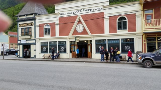 Skagway Outlet Store