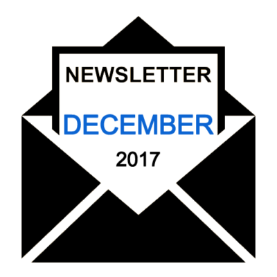 Sunshine House December 2017 Newsletter