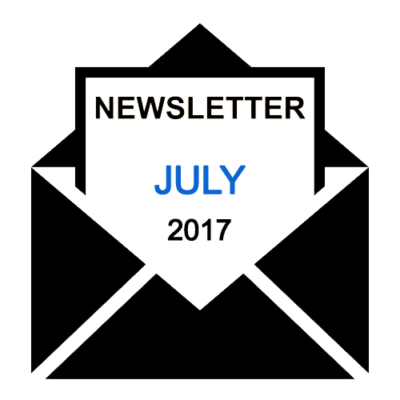 Sunshine House July 2017 Newsletter
