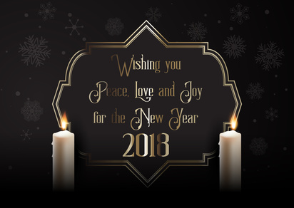 Wishing you peace, love and joy for the new year from Sunshine House