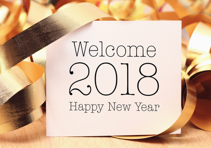 Happy New Year 2018 from Sunshine House