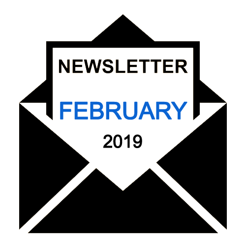 February 2019 Newsletter Sunshine House